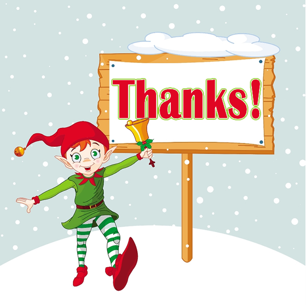 Christmas Thank You Clip Art Its christmas   im thankful 1spCnrfs