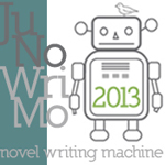 Novel-Writing-Machine-2103-Button